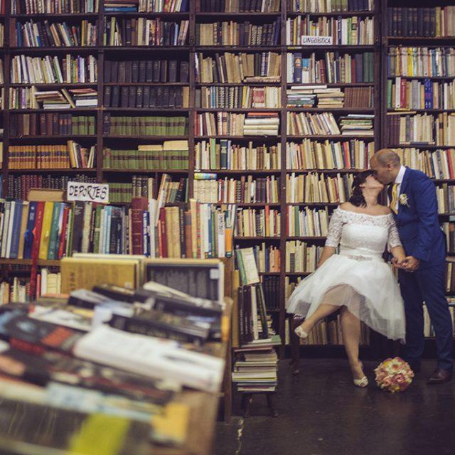 Fotógrafo de boda Barcelona :: Fotografía de boda en Barcelona