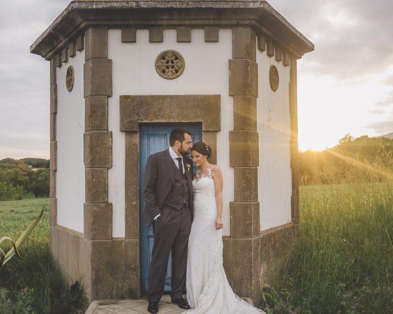 fotógrafo de bodas Barcelona :: fotógrafo de bodas La Roureda :: bodas con encanto :: bodas en el bosque :: bodas en el campo