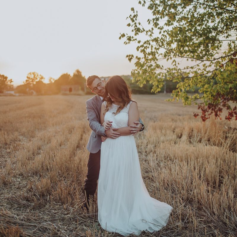 fotógrafo de boda barcelona :: fotógrafo de boda sant cugat :: fotografía de boda atardecer :: postboda sant cugat