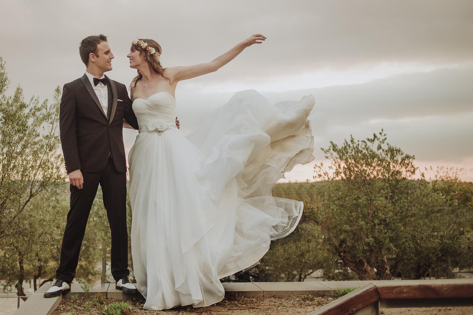 Fotógrafo de bodas Sabadell :: Boda Vegetariana :: Boda a la puesta de sol :: Boda romántica :: Boda inernacional :: Boda en el Campo :: Boda Urbana :: Boda en Barcelona