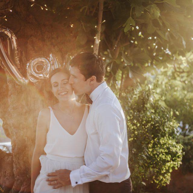 Fotógrafo de boda Barcelona :: El Folló :: Boda romántica :: Boda en el Campo :: Boda en una masía :: Barcelona Wedding Photographer