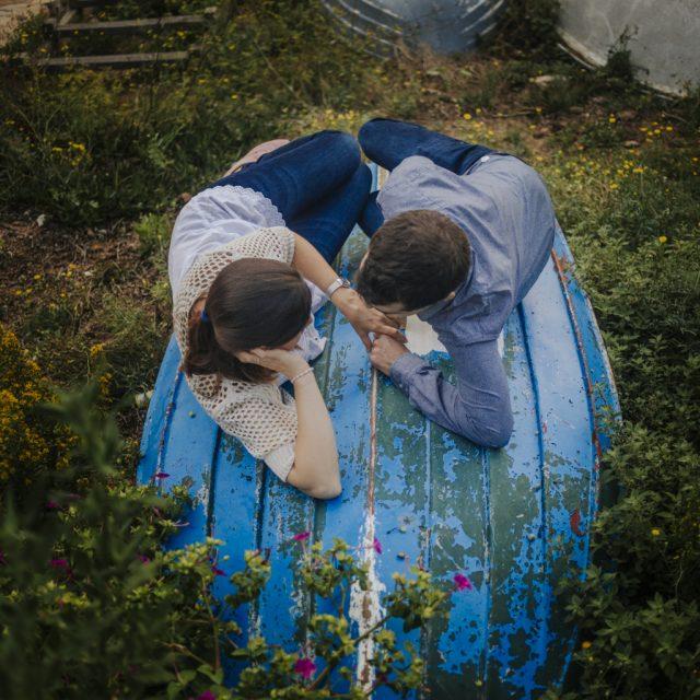 fotógrafo preboda tossa de mar :: save the date costa brava :: fotógrafo de bodas girona :: costa brava wedding photographer