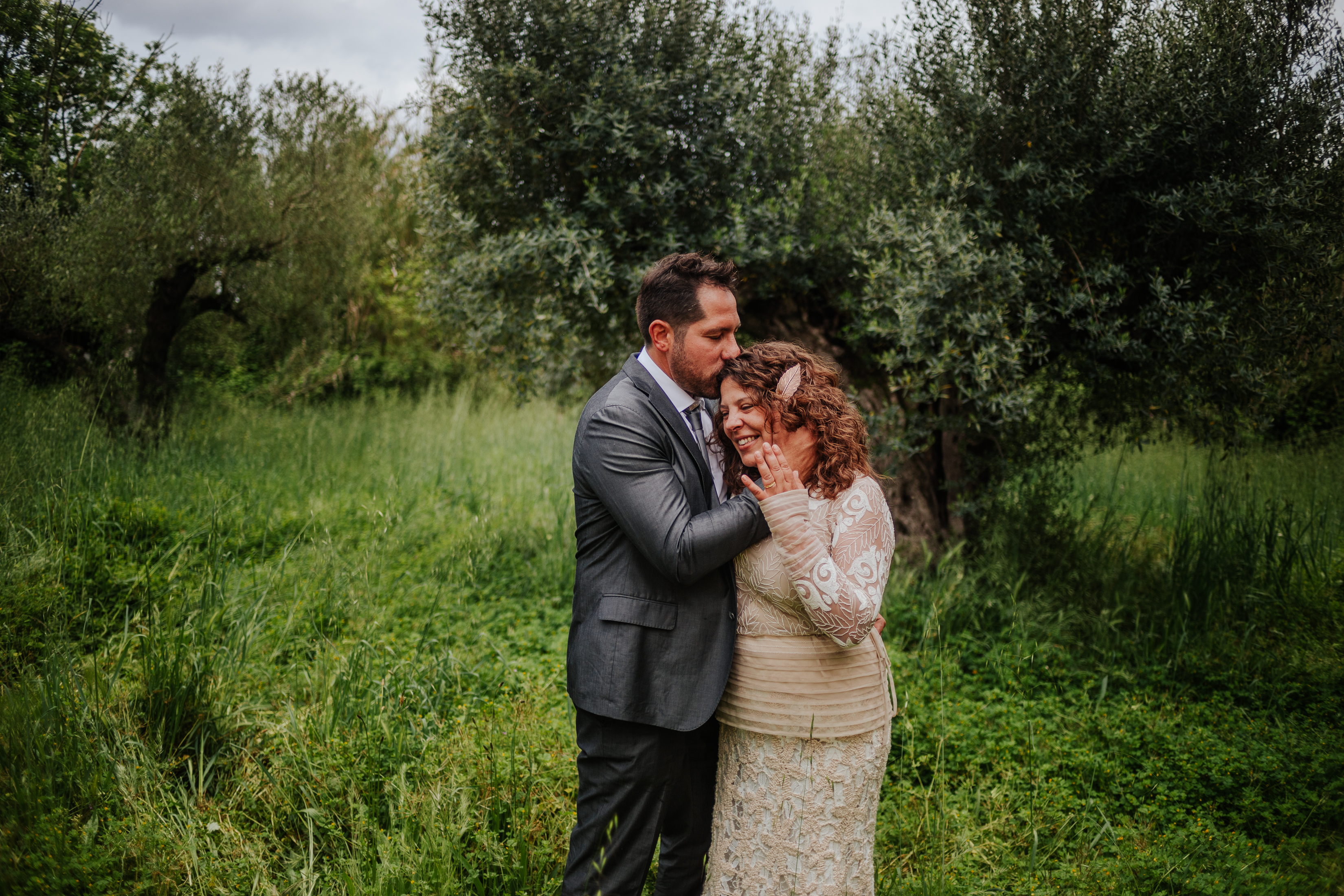 Fotógrafo boda Montseny :: Boda en el campo :: Boda en Montseny :: Boda informal :: Boda diferente :: Fotógrafo de boda Barcelona