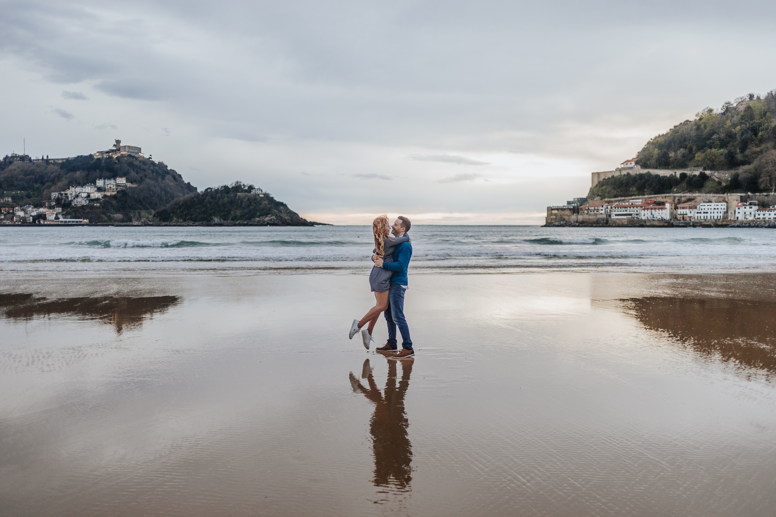 Fotógrafo de pareja San Sebastián :: Fotografía preboda Donostia :: Fotografía de pareja :: Destination photographer :: Fotógrafo de destino :: Fotógrafo de boda San Sebastián :: Fotógrafo boda Donosti