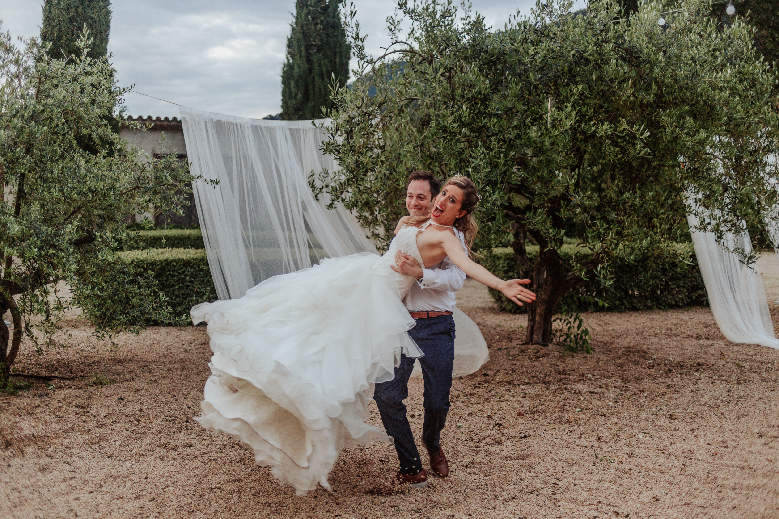 fotógrafo de bodas :: fotógrafo de bodas Barcelona :: Boda en Can Carol :: boda en el campo :: boda natural :: boda en masía :: country wedding :: barcelona wedding photographer