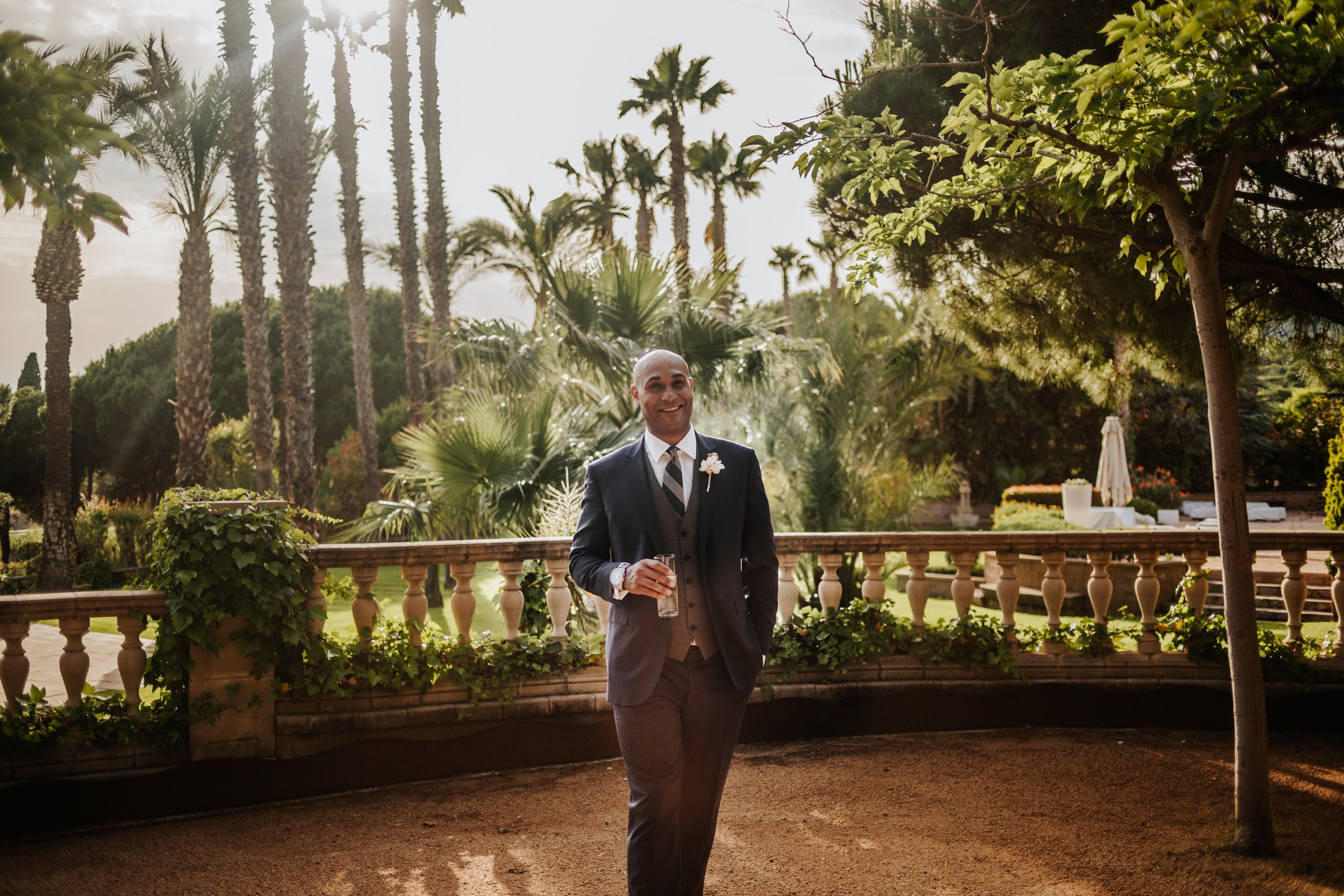fotógrafo de boda:: Turó del sol :: Boda sofisticada :: Boda romántica :: Novios con carácter